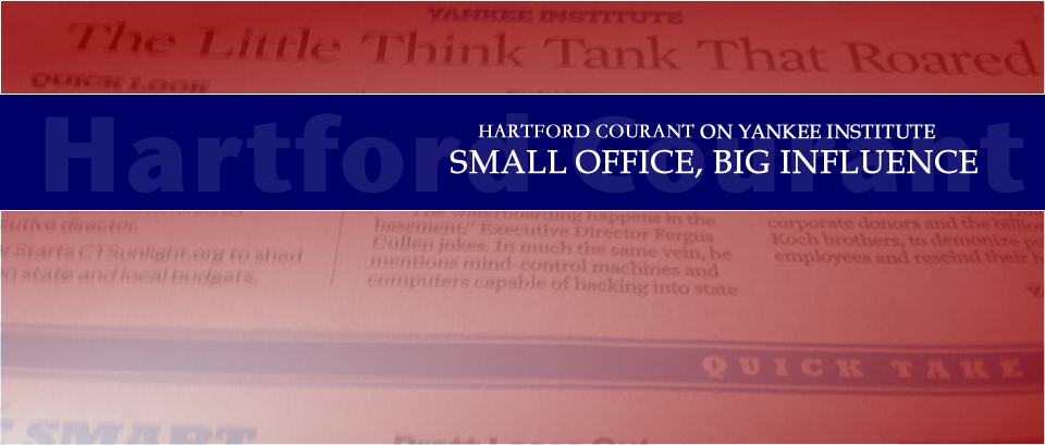 Courant: Small Office, Big Influence