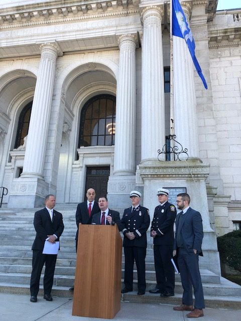 New Haven Fire Fighters Win Court Case Against State Union; Move Forward with Claim of Improper Union Spending