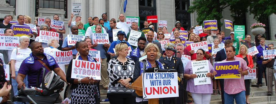 Unions' Big Membership Gains Based on Administrative Snafu, State Hiring